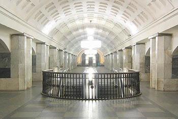 станция метро охотный ряд фото
